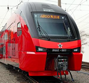 Аэроэкспресс с Киевского вокзала
